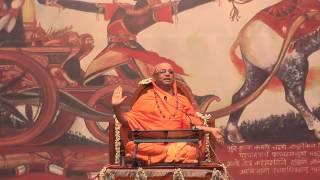 Pujyasri l Swami l Omkarananda l Discourse l Srimad Bhagavad Gita l 1st Day