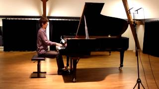 Igor Andreev - Chopin Prelude Fis-dur from op.28