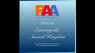 Entering The Animal Kingdom