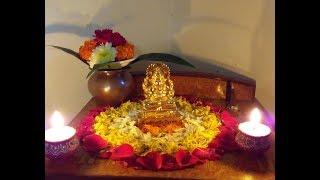 Easy diwali decoration ideas||दिवाली की आसान सजावट  BY APRAJITA