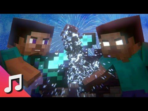 "TheFatRat & Maisy Kay ""The Storm"" - Animation Life (Minecraft Music Video)"