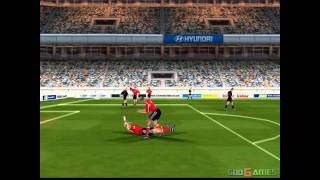 Fifa Soccer 2004 - Gameplay PSX / PS1 / PS One / HD 720P (Epsxe)