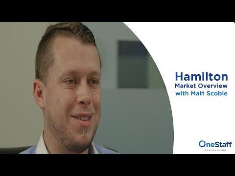 Job Opportunities - Hamilton Market Overview With Matt Scoble: The Landport And Jobs In Hamilton