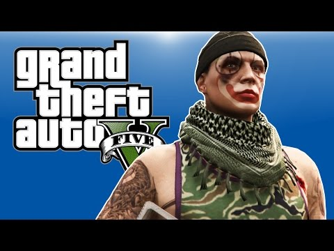 GTA 5 PC Online (NEW ADVERSARY GAME!) RESURRECTION!!!