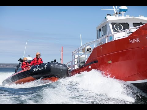 The Marine Navigation experience at the Canadian Coast Guard College