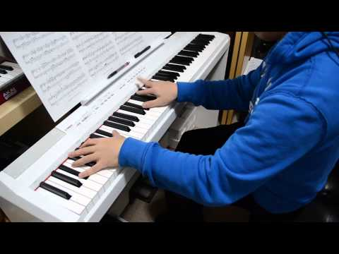 Miracles In December (12월의 기적) By EXO (엑소) (Piano Cover)