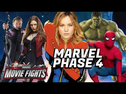 Marvel Phase 4 Movies We Want to See Most (w/ Max Landis) -