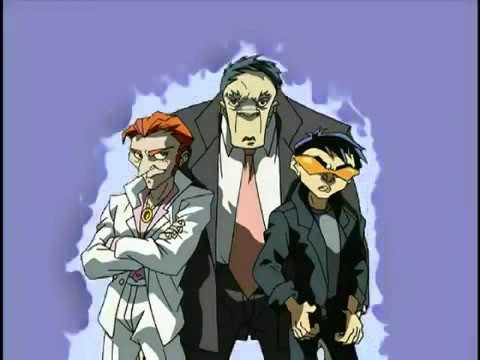 Jackie Chan Adventures season 3 intro גקי צאן פתיח הסידרה ...