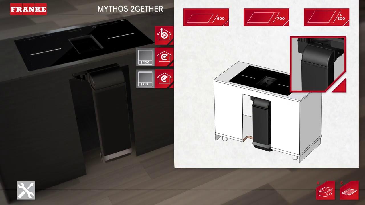 Download Franke Mythos 2Gether FMY 839 HI 2 0   Inštalácia
