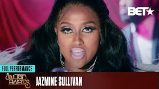 Jazmine Sullivan Performs 'Lost Ones' & 'Pick Up Your Feelings' | Soul Train Awards 20