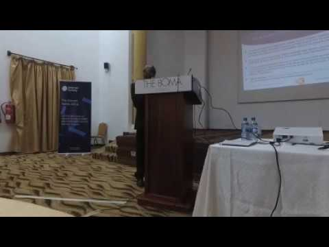 Comunity Networks in Africa 2017 - Ideas for the sustainability - C3 - Richard Chisala - Malawi