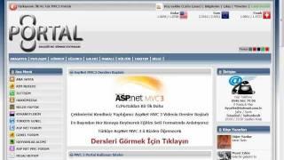 Ders 18 AspNet MVC3 Edit Haber Düzenleme