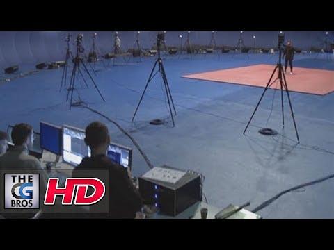"CGI VFX MoCap Demo : ""Motion Capture""  by - Alvernia Studios"