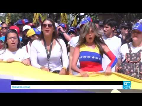 Venezuela - Two dead in Caracas protests