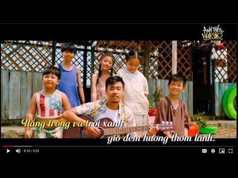 Xem phim Anh thầy ngôi sao - ANH THẦY NGÔI SAO OST - BÀI CA TÔM CÁ (KARAOKE)