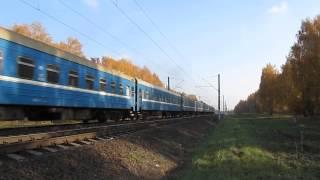 ТЭП70БС-049 с поездом №100 Симферополь-Минск(, 2013-10-14T13:14:47.000Z)