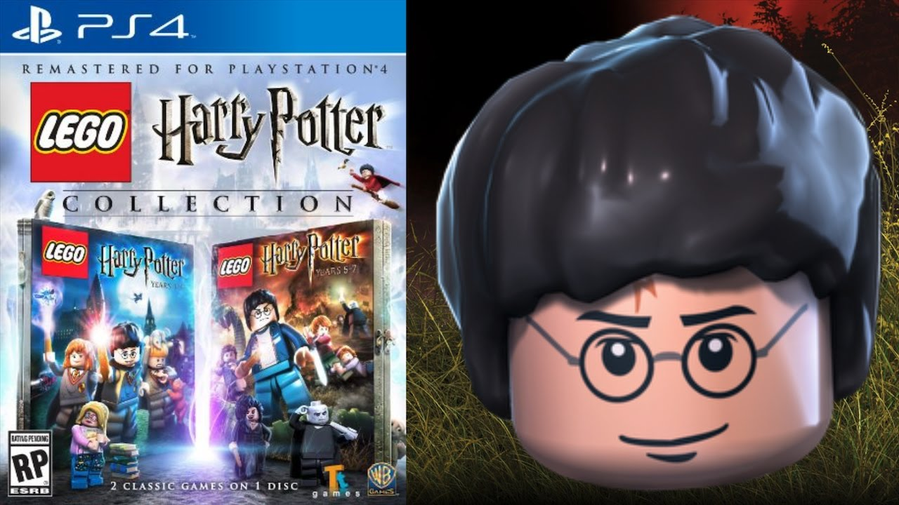 Lego Harry Potter Collection Remastered Review Youtube