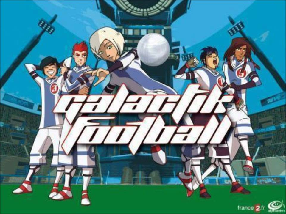 Hd youtube - Saison 4 galactik football ...