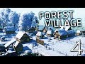 CHICKEN COOP AND A SECOND BARN!! | Life is Feudal  Forest Village Gameplay E4
