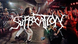 Suffocation @ Hidden Agenda 20150424 Part 1