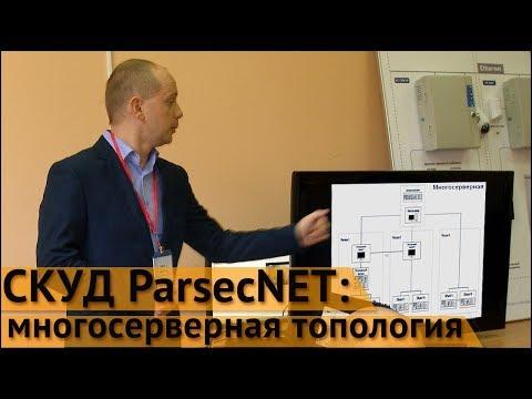 СКУД ParsecNET: многосерверная