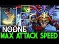 Noone [Slark] Brutal Damage Max Attack Speed Pro Game 7.21 Dota 2