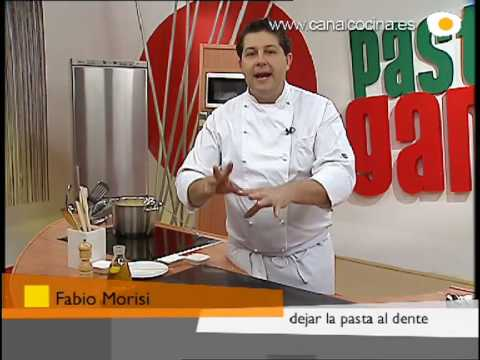 Cocer la pasta al dente - Fabio Morisi