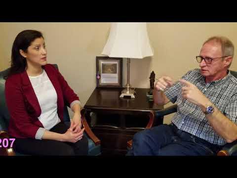Lori Says... David Patterson Interview Part 3