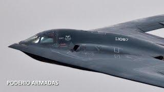 Porque Siria, Rusia y Corea del Norte temen al bombardero furtivo B-2 de EEUU