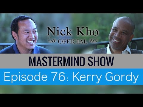 Kerry Gordy's Secrets of Brand Building Loyalty in Music and Life