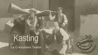 La Cremallera Teatre --- Kasting