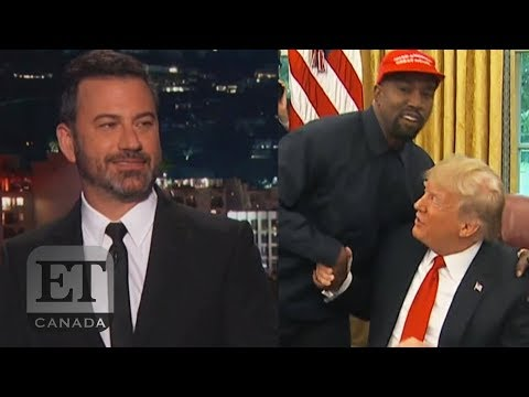 Reaction To Kanye West's Oval Office Visit With Trump