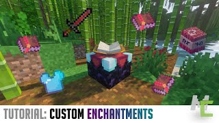 MCreator Tutorial: How to Make and Use Enchantments