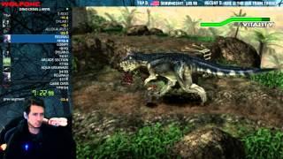 Dino Crisis 2 Speedrun ANY% PB 01:00:21 IGT