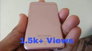 Incredible Phone Card Phone Kechaoda K66