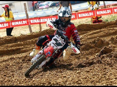 Campeonato Catarinense e Brasileiro Motocross - 65cc Garmichel Giehl