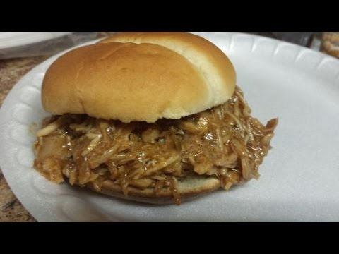 how to make pulles pork