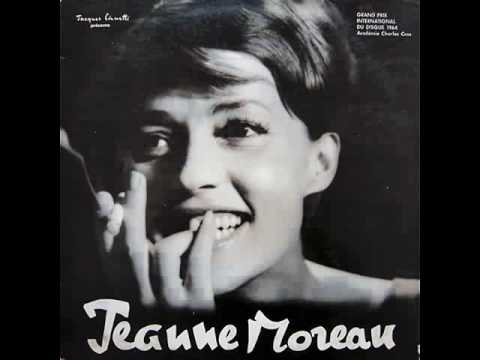 Jeanne Moreau - Le blues indolent (1963)