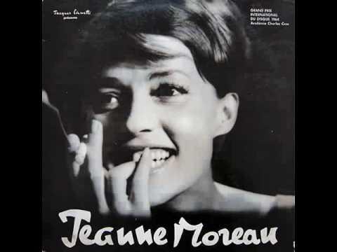 Jeanne Moreau  Le blues indolent 1963