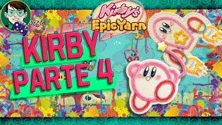 Kirby Epic Yarn Parte 4