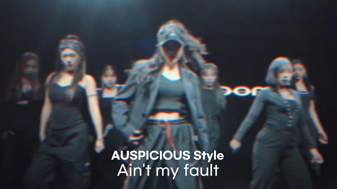 Zara Larsson - Aint My Fault | D.L Choreography - YouTube