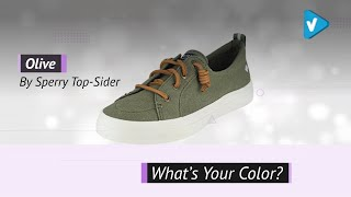 Sperry Top-Sider Women's Crest Vibe Sneaker | Fashion Sneakers 2019 Collection
