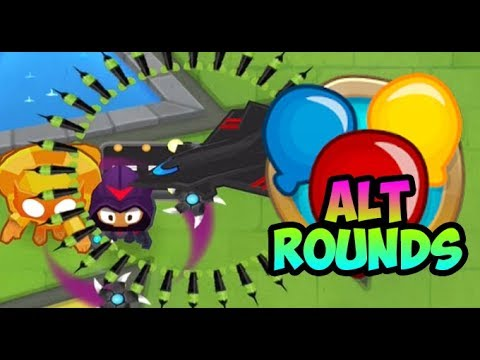 Bloons TD 6 - Cubism Alternate Rounds