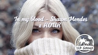 Shawn Mendes - In my blood 2 HOUR