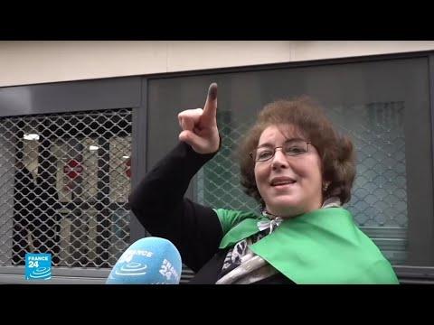 جزائريون ينتخبون في قنصليات بلادهم بفرنسا والخارج ومحتجون يصفونهم ب-الخونة-  - نشر قبل 6 ساعة
