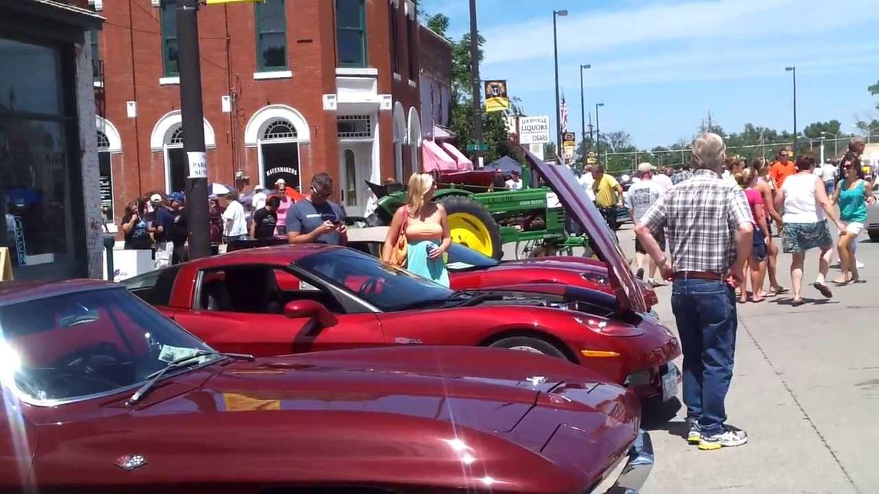 Car Show Louisville Nebraska YouTube - Louisville car show