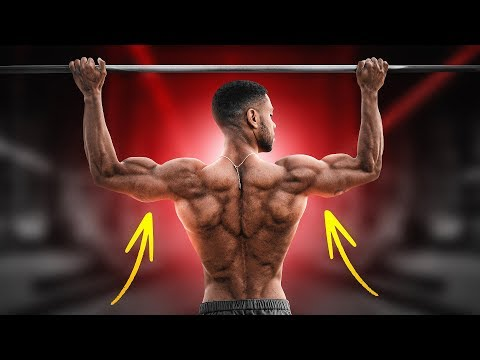 How you can Do More Pull-ups and make a larger Back