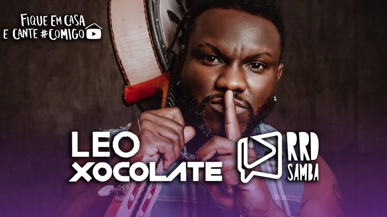Léo Xocolate no RRD Samba | Live 02 | #FiqueEmCasa e Cante #Comigo