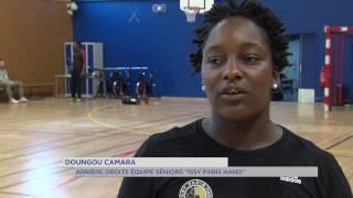 Handball : une semaine avec les joueuses d'Issy-Paris