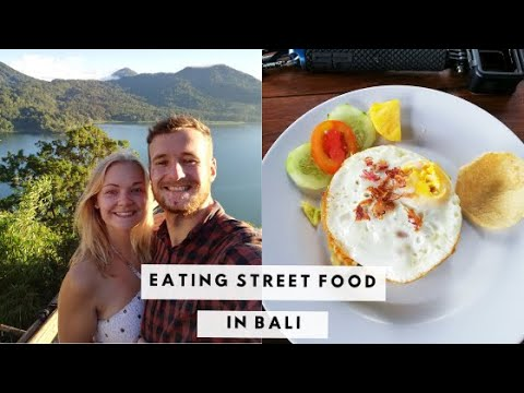 First Time Trying Balinese Food | North Bali Vlog #2